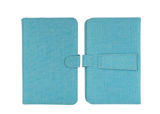 "Light Blue Universal Tablet Case Premium Raw Materials 7"" Smart Cover"
