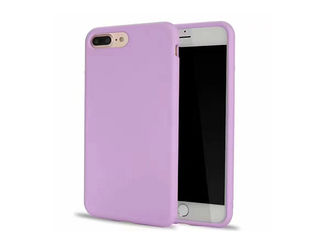Rubber Oil Coated Mobile Phone Covers , Protective iPhone Cases With Soft Touch Feeling